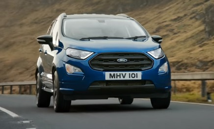 Ford EcoSport Advert