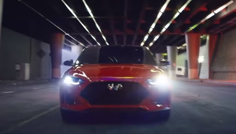 2019 Hyundai Veloster Commercial