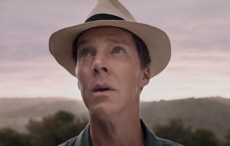 Benedict Cumberbatch in Patrick Merlose Series