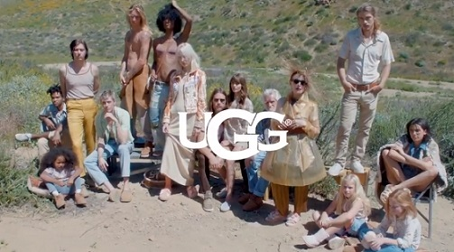 UGG Collective Commercial
