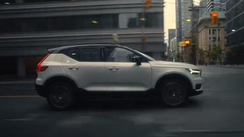 Volvo XC40 Commercial