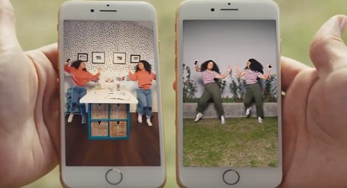 AT&T Commercial - Twin Sisters