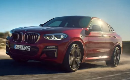 BMW X4 Commercial
