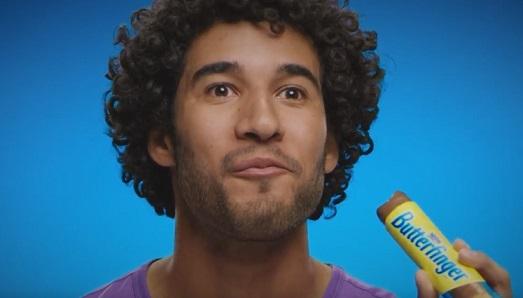 Butterfinger Commercial