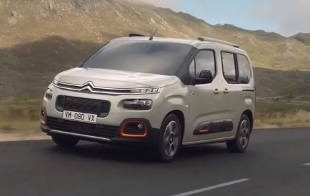 Citroen Berlingo Commercial