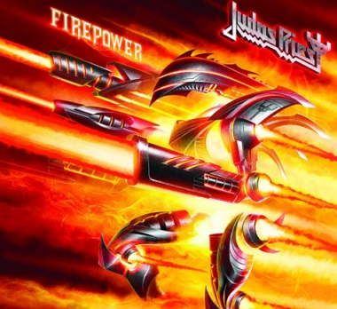 Judas Priest - FIREPOWER (The Album)