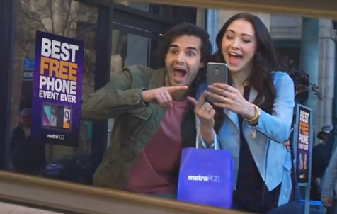 MetroPCS Commercial - Free Phone