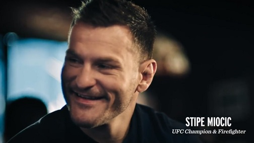 UFC Commercial - UFC Champion Stipe Miocic