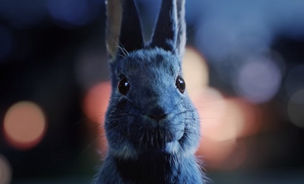 O2 TV Advert - Follow The Rabbit