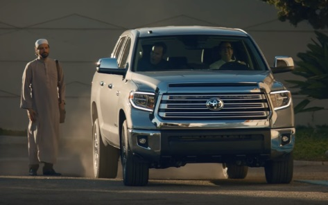 Ptiest in Toyota Super Bowl 2018 Commercial