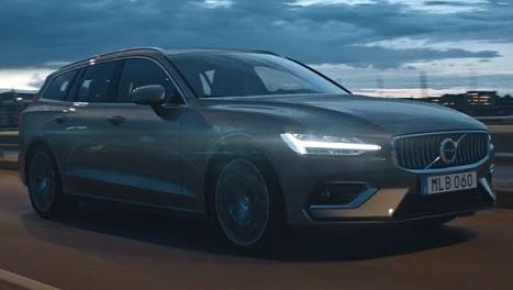 Volvo V60 Commercial