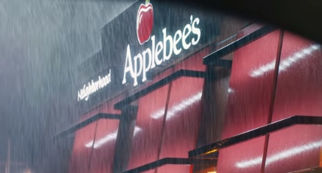 Applebee's To Go Commercial