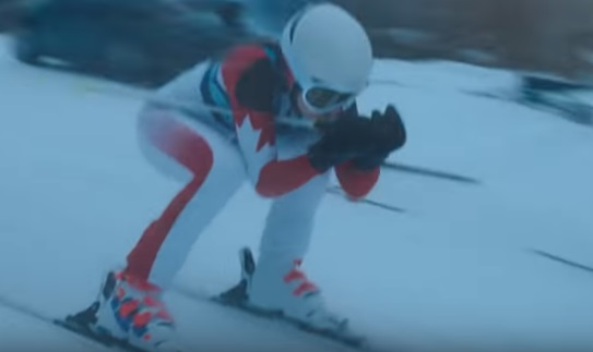 Bell Canada Skiers Commercial
