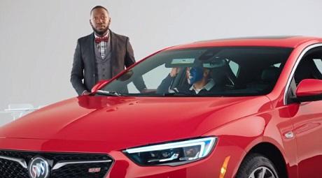 Buick New Girl Actor Lamorne Morris Commercial