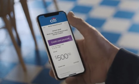 Citi Mobile App Commercial