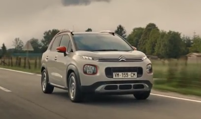 Citroen C3 Aircross SUV TV Advert