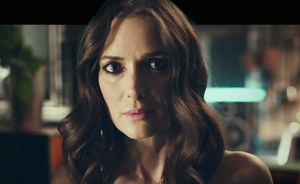 Winona Ryder in H&M Spring Collection Commercial