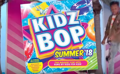 Kidz Bop Summer '18 - The Album