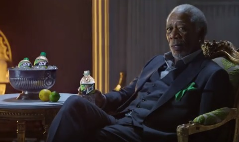 Mountain Dew Ice Morgan Freeman Commercial