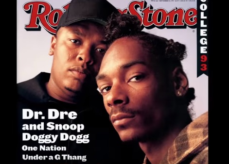The Defiant Ones - Dr. Dre and Snoop Dogg