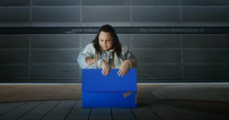 The Walmart Box Commercial