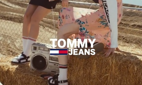 Tommy Hilfiger Tommy Jeans Commercial