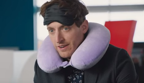 Verizon Thomas Middleditch Airport Commercial