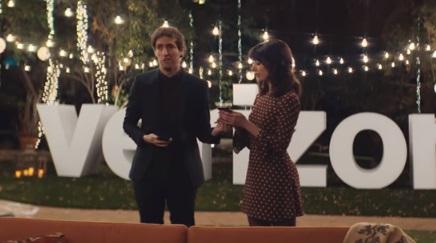 Verizon Samsung Galaxy S9 Surprise Party Commercial