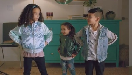 Kids in Amazon Echo Commercial
