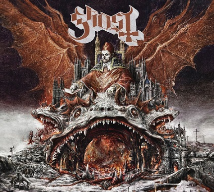 Ghost - Prequelle (The Album)