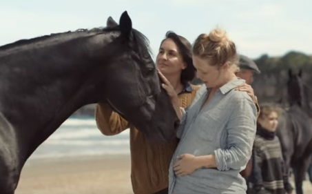Horses on the Beach - Lloyds Bank TV Advert