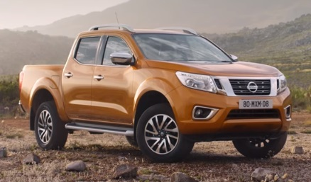 Nissan Navara Pick-up TV Advert