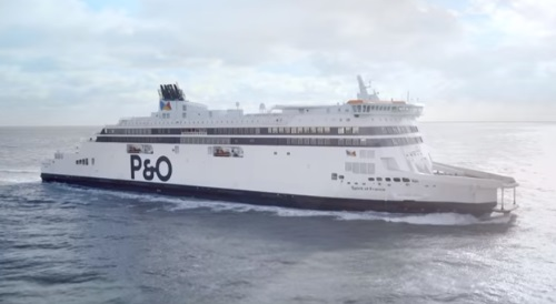 P&O Ferries TV Advert