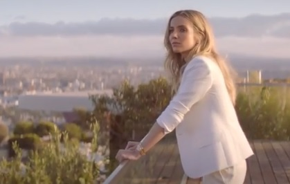 Panthère de Cartier Watch Commercial - Annabelle Wallis