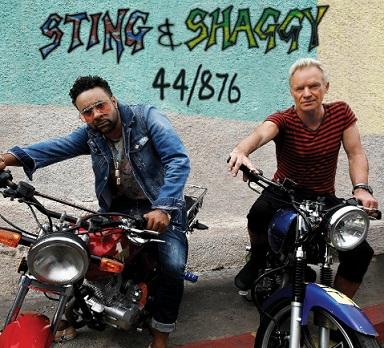 Sting & Shaggy - 44/876 (The Album)