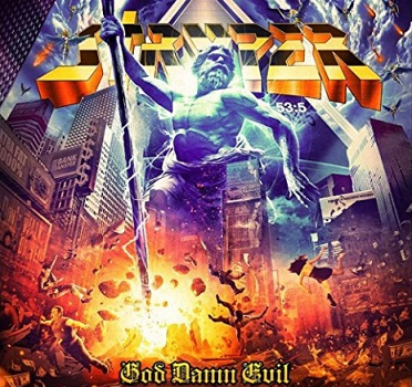 Stryper - God Damn Evil (The Album)
