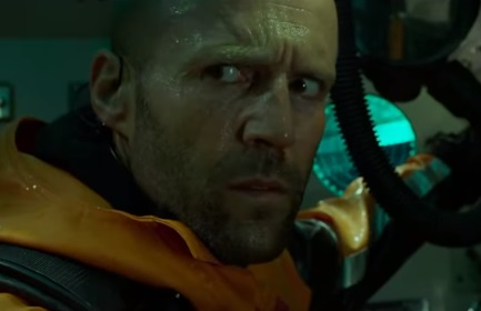 Jason Statham - The Meg (2018 Movie)