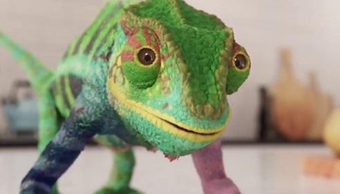 Valspar Paint Commercial - Chameleon