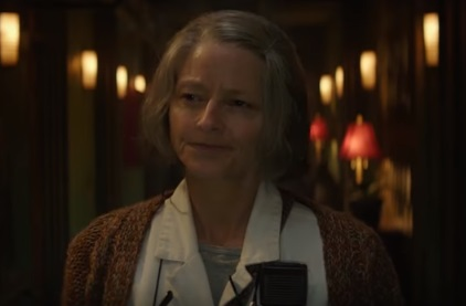 Jodie Foster in Hotel Artemis (2018 Movie)