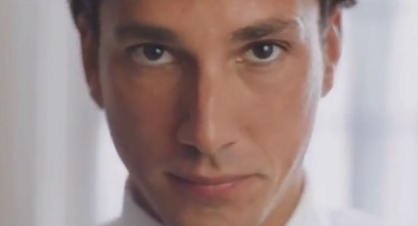 Guy in Botox Cosmetic Commercial