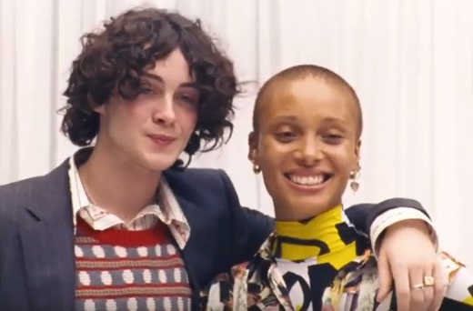 Burberry TV Advert - Adwoa Aboah