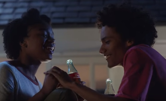 Coca-Cola Commercial - Couple