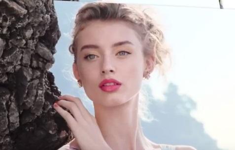 Dolce & Gabbana Commercial - Model Giulia Maenza