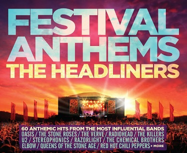 Festival Anthems The Headliners (The Album)