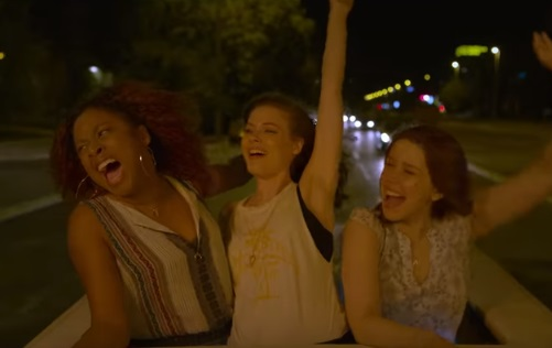 Ibiza (Netflix Movie)