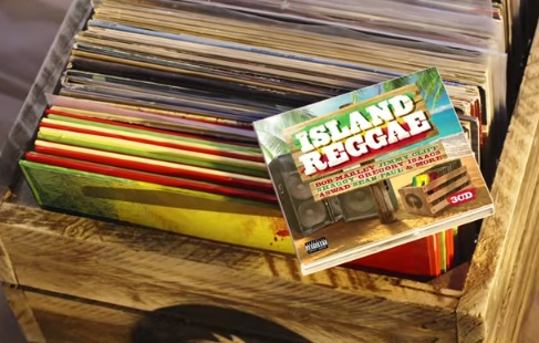 Island Reggae - The Album