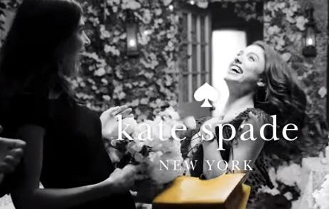 Kate Spade Commercial Models