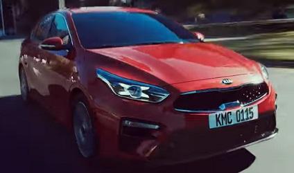 Kia Cerato Commercial