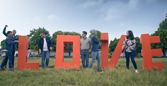 Levi's Commercial Raya Campaign