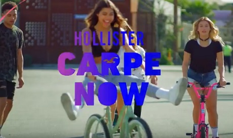 Hollister Commercial - Carpe Now